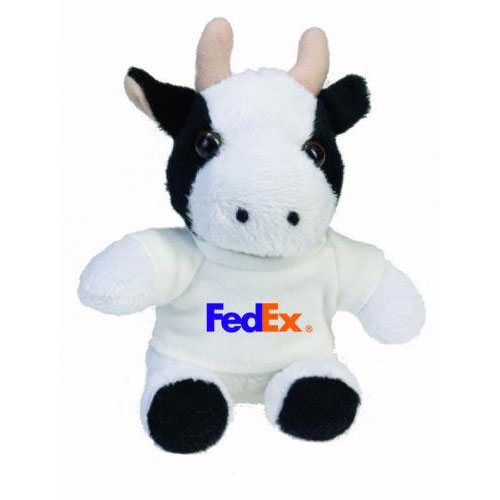 Promotional Cow Small Stuffed Animal