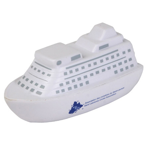 Promotional Cruise Ship Stress Ball