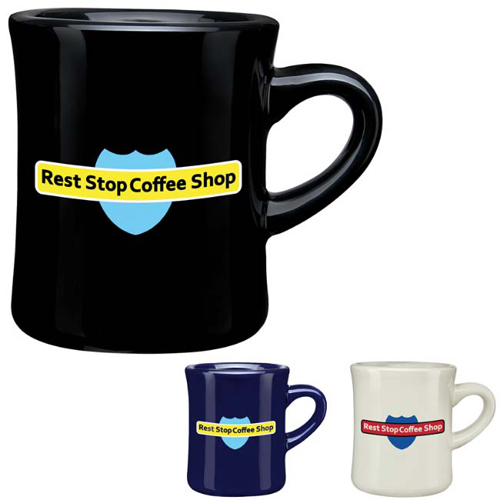 Promotional CuppaJo Diner Mug