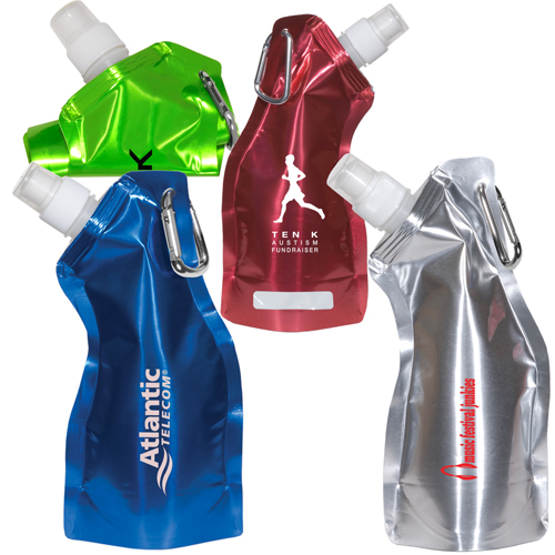 Promotional Curvy Flexi-Bottle