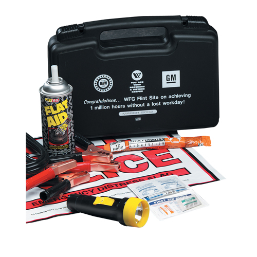 Promotional Deluxe Auto Emergency Kit