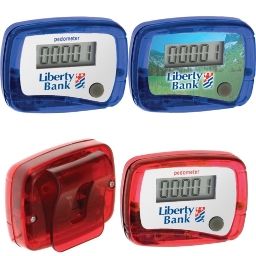 Promotional Digital Pedometer