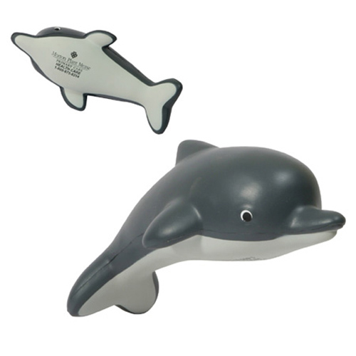 Promotional Dolphin Stress Ball