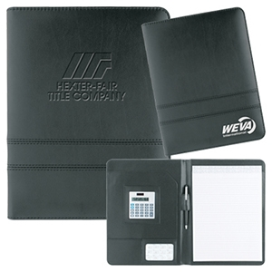 Promotional Double Stitched Sr Portfolio