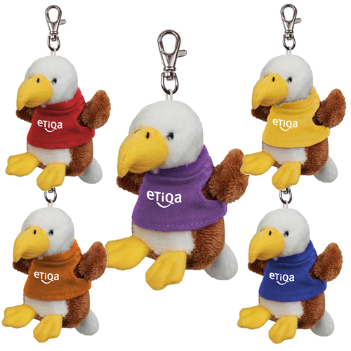 Promotional Eagle Wild Bunch Key Tag