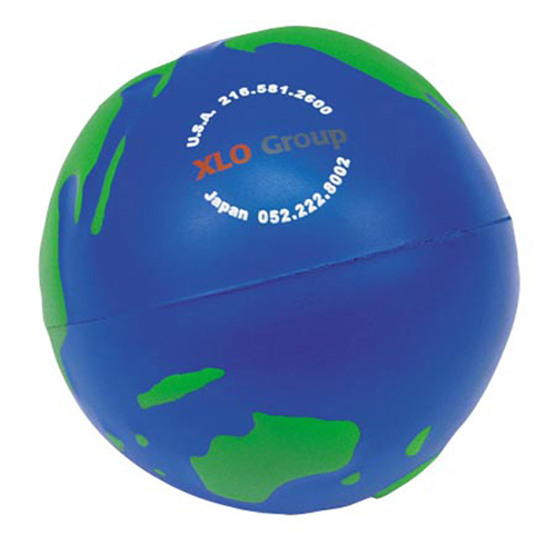 Promotional Earthball Stress Reliever