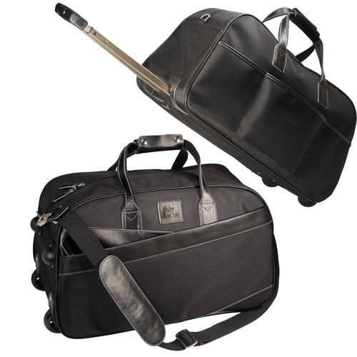 Promotional Eclipse Rolling Overnight Bag