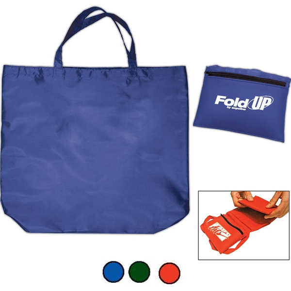 Promotional Expandable Tote N Go