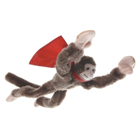 Promotional Flying Squealing Monkey