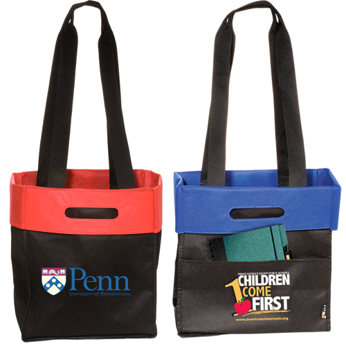 Promotional Fold 'n Tote Shopper