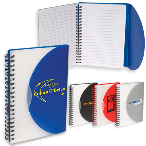 Promotional Fold N Close Notebook