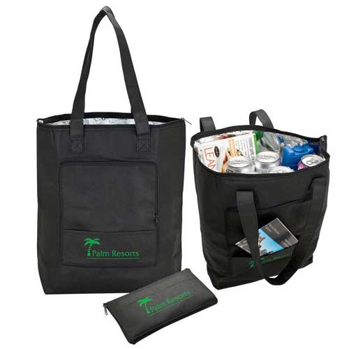 Promotional Folding Cooler Tote