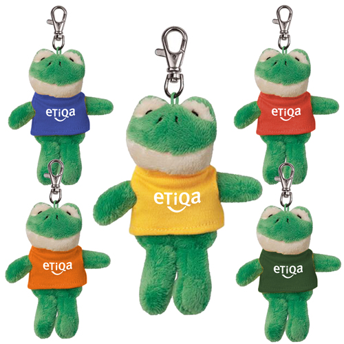 Promotional Frog Wild Bunch Key Tag