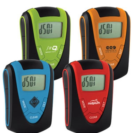 Promotional Fun Color Pedometer