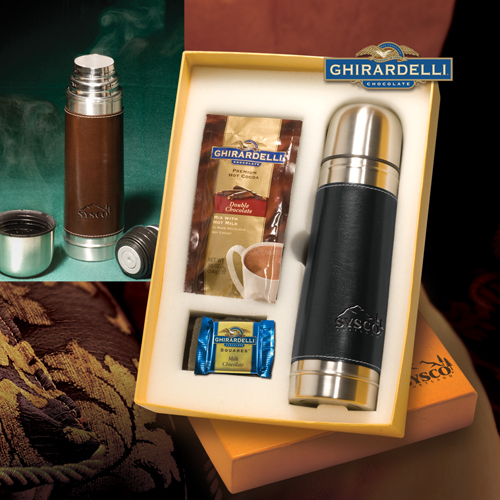 Promotional Ghirardelli Gift Set
