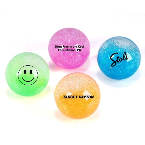 Promotional Glitter Water Ball