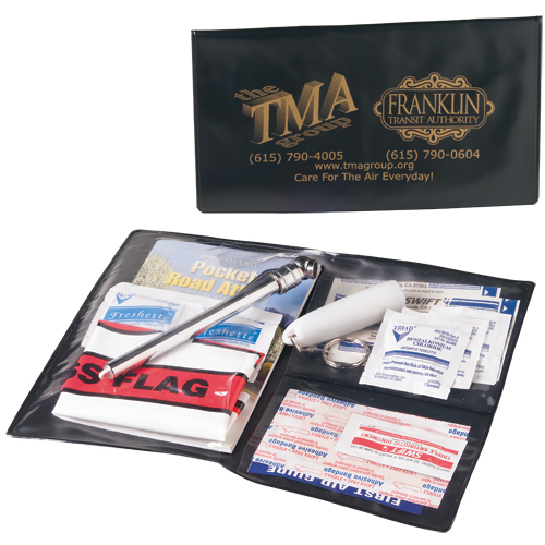 Promotional Glovebox Auto Emergency Kit