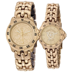 Promotional Gold Technica Medallion Watch - Lady's