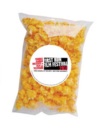 Promotional Gourmet Cheese Popcorn Single