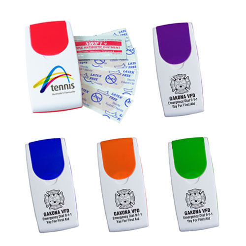 Promotional Grab & Go First Aid Kit