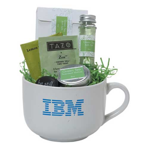 Promotional Green Tea Spa Mug