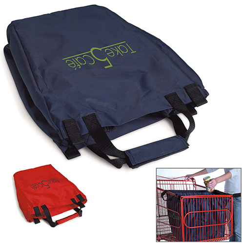 Promotional Grocery Cart Tote