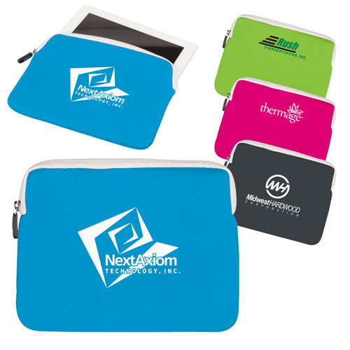 Promotional Guardian iPad® Zipper Sleeve