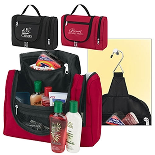 Promotional Hanging Toiletry Tote