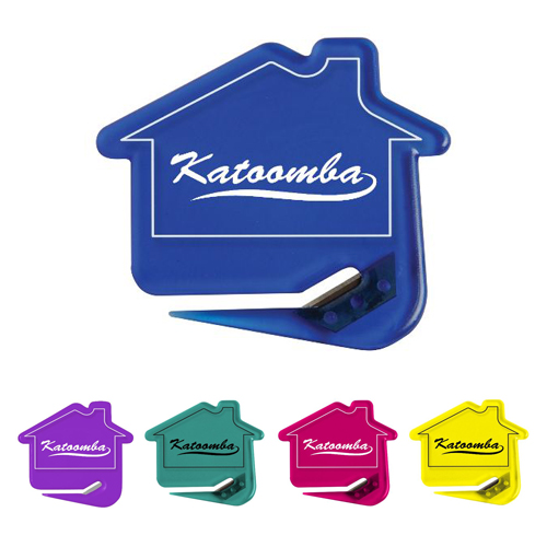 Promotional House Shape Letter Opener