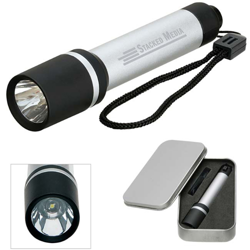 Promotional Icarus LED Flashlight