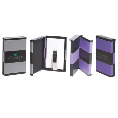 Promotional Illusion Series Business Card Case