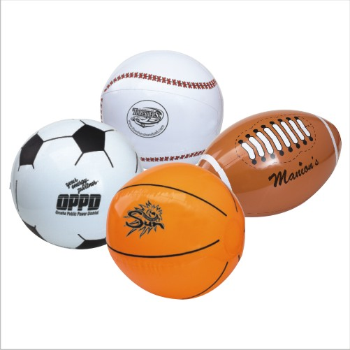 Promotional Inflatable Sports Beach Balls - 16