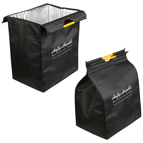 Insulated Recycled P.E.T. Shopping Bag