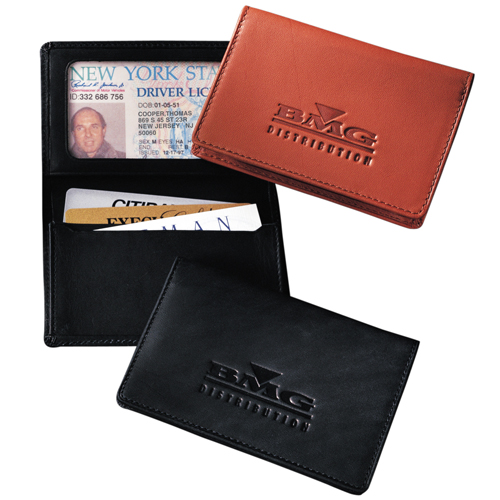 Promotional Jersey ID Card Case
