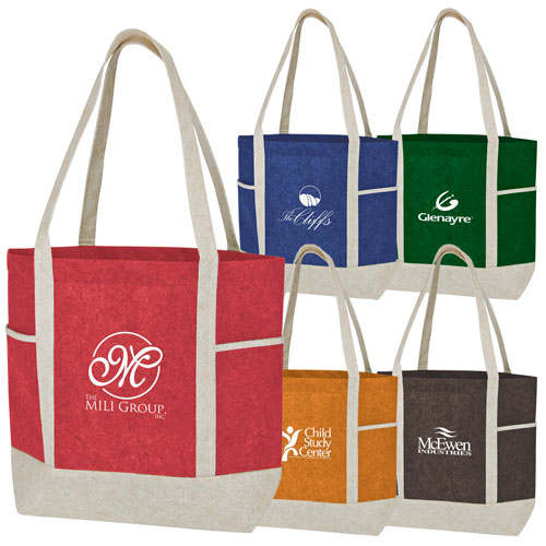 Promotional Jumbo Shop-n-Carry-All Tote