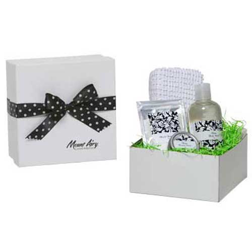 Promotional Just Relax Bath Gift Box