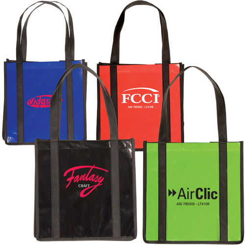 Promotional Laminated Enviro-Shopper