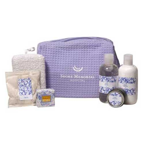Promotional Lavender Bliss Spa Kit