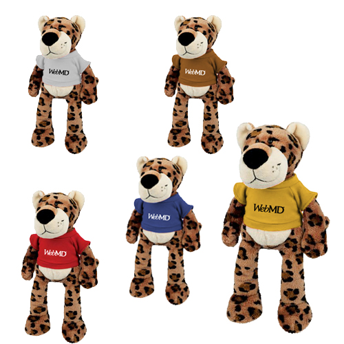 Promotional Leopard Wild Bunch Animals