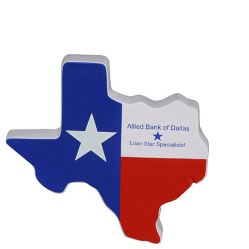 Promotional Lone Star State Stress Reliever