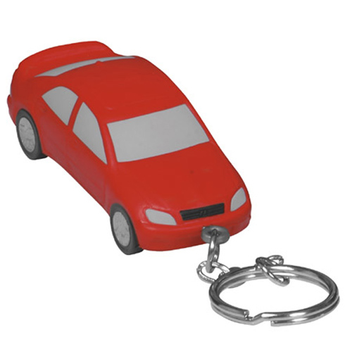 Promotional Luxury Car Key Chain Stress Reliever
