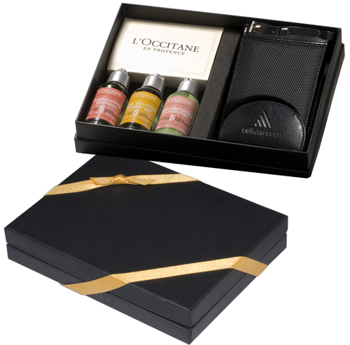 Promotional Manhasset L'Occitane® Travel Gift Set