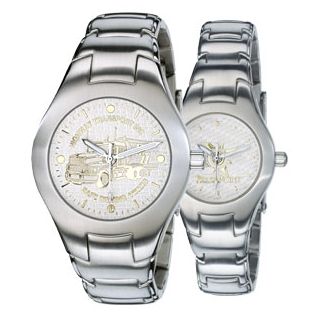 Promotional Matrix Medallion Watch - Lady's