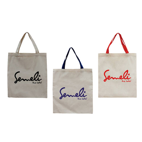 Promotional Medium Canvas Flat Tote