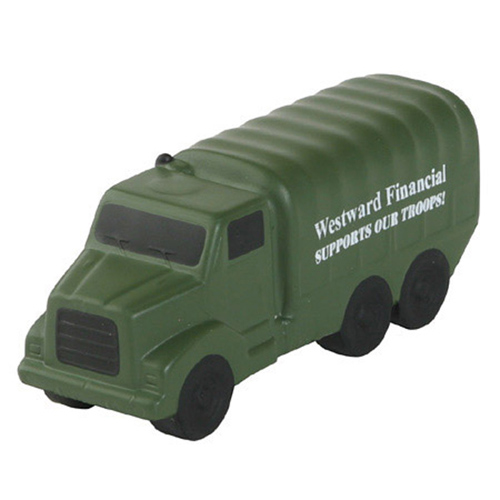 Promotional Military Truck Stress Reliever