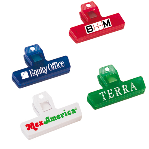Promotional Mini Bag Clip with Magnet - 2