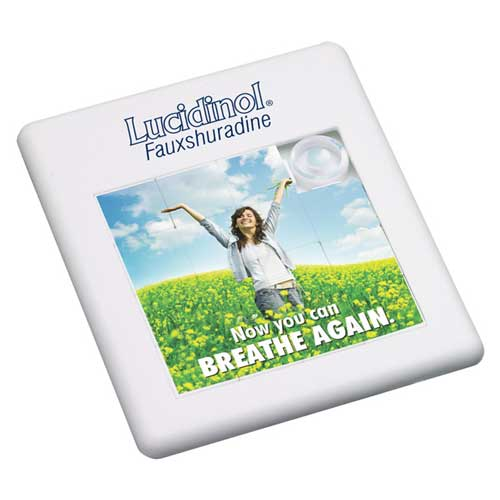 Promotional Mix & Match Sliding Puzzle