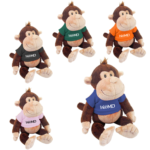 Promotional Monkey Wild Bunch Animals