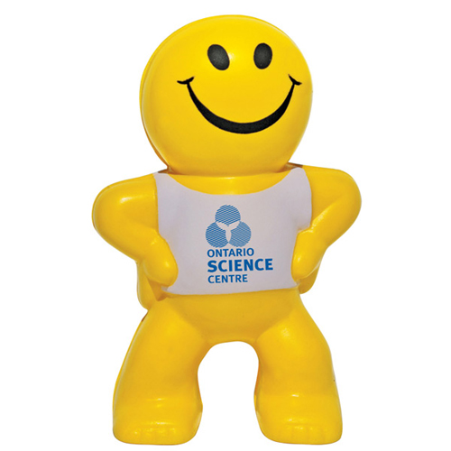 Promotional Mr. Smiley Stress Ball
