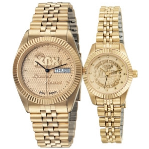 Promotional Mustang Medallion Watch - Lady's